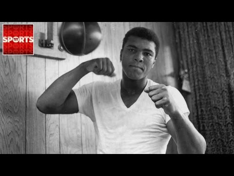 R.I.P. Muhammad Ali, The Greatest Athlete of All Time