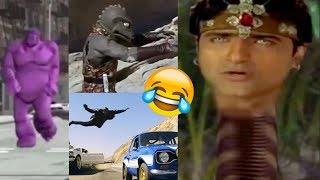 Funniest Hollywood Action Scenes | Bollywood is better than this!!😂