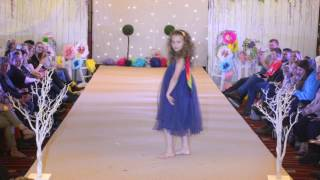 Sienna Maicie - Walk the Walk 2017 - Runway Montage