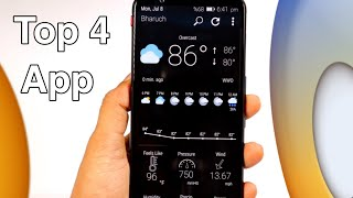 Best 3D weather apps for Android