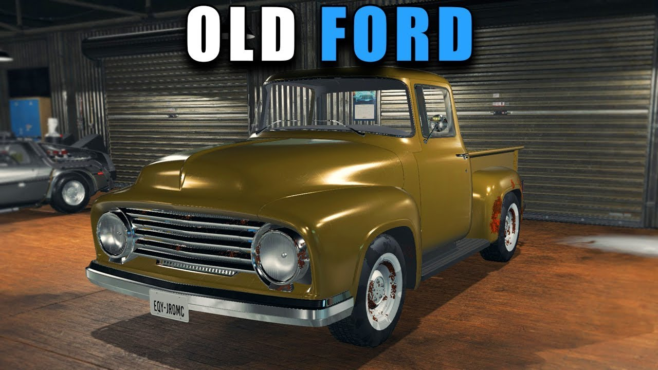 FOUND A OLD FOR IN A BARN | Car Mechanic Simulator 2018