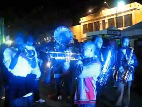 Rebirth Brass Band Mardi Gras 06