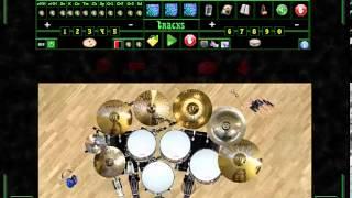 Pujiono - Manisnya Negeriku (Virtual Drum Cover)