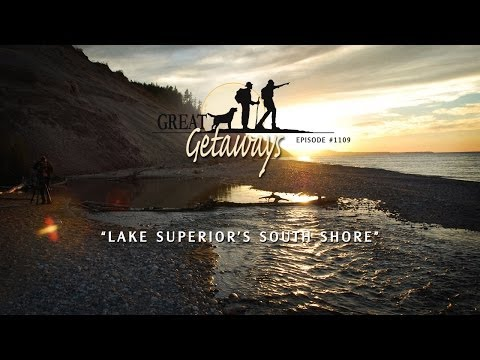 Great Getaways 1109 Lake Superior's South Shore [Full Episode]