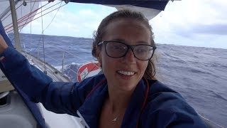 Harrowing Seastates From French Poly to Tonga - Sailing L'Attitude - Ep 49