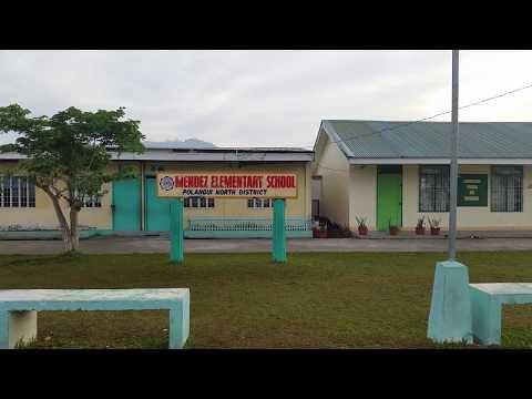 Mendez Elementary School, May 20, 2017