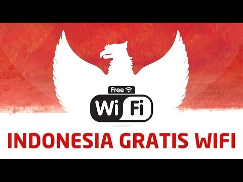 Wi-Fi Gratis di Seluruh Indonesia! Ini Buktinya