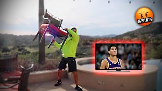 I'VE NEVER BEEN THIS ANGRY IN MY LIFE! DEVIN BOOKER SNUBBED!