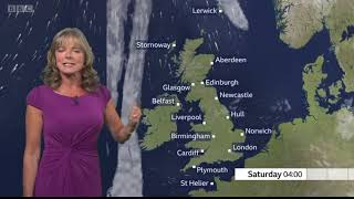 Louise Lear - BBC Weather - (29th May 2020) - HD [60 FPS]