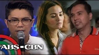 Vhong faces Deniece, Cedric at Taguig RTC