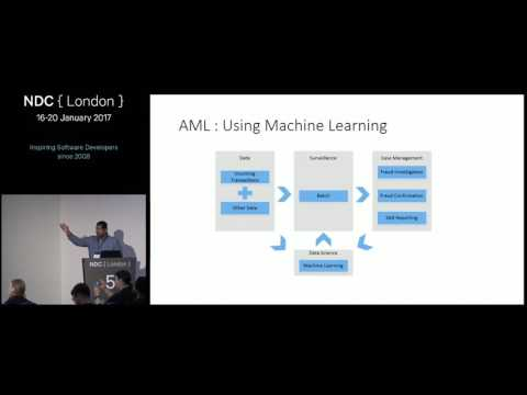 Enhanced AML fraud detection solutions with Azure Machine Learning - Ravi Kanth