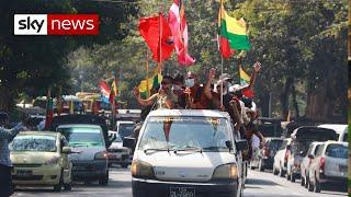 Myanmar coup: Military takes control & detains leader Aung San Suu Kyi