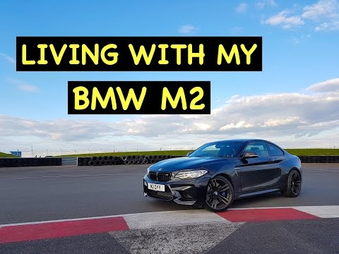 BMW M2 - My initial thoughts, exhaust sounds, joy ride with friends etc.