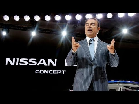 Carlos Ghosn's wife claims husband is being mistreated in a Japanese jail