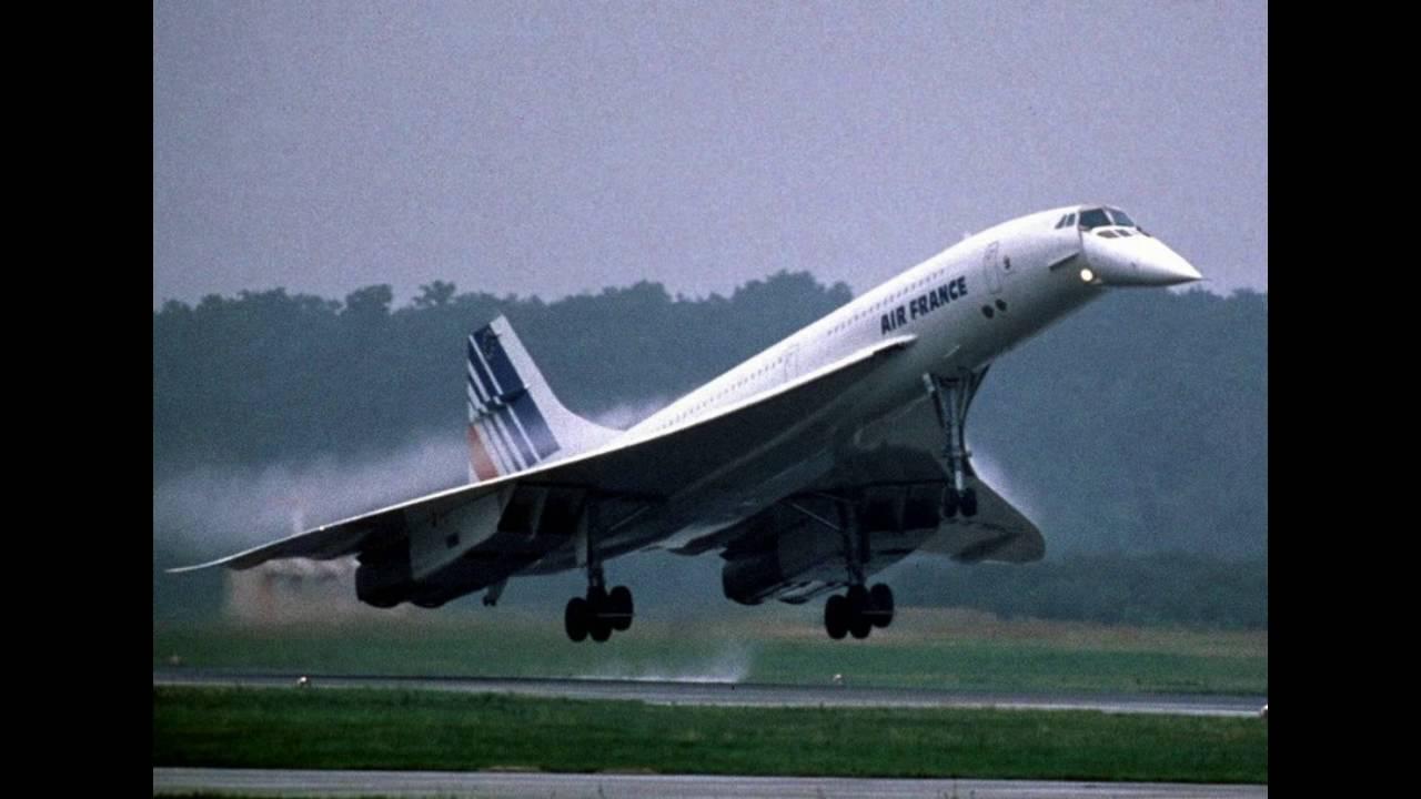 Concorde Absturz