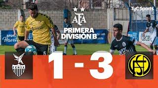 Fénix 1 vs Flandria 3 | Fecha 6 | Primera División B 2019/2020