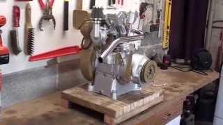 Restauration moteur bernard w110