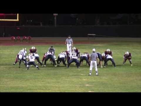 David Shirey Football Highlights - 3 min HD 720P