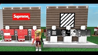 ROBLOX CLOTHES SHOPPING(KINGS CLOTHING CO.)