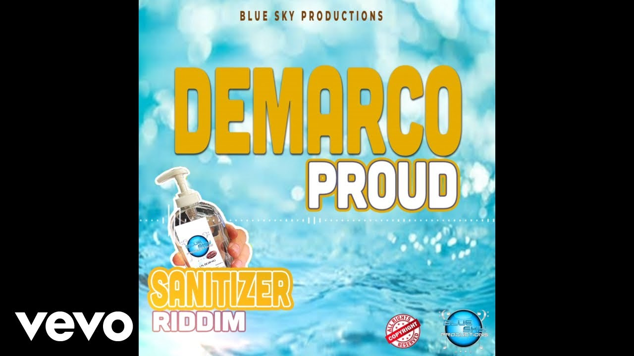 Demarco - Proud (Official Auido)
