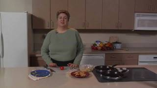 B2t Recipe: Molasses Chicken & Roasted Corn, Green Beans & Tomatoes