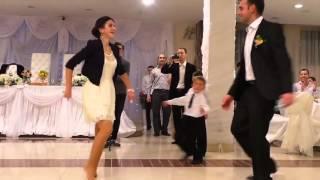 Как правильно танцевать лезгинку на свадьбе