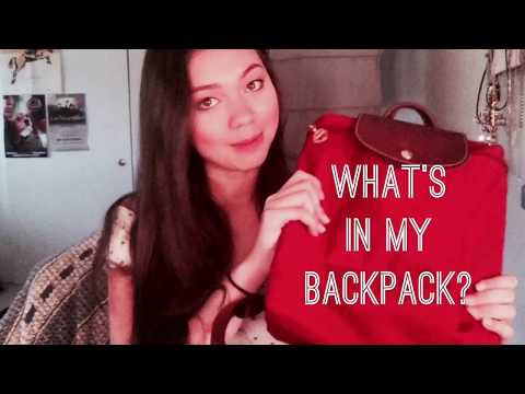Miss Teen International 2017: What's in My Backpack?