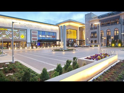 LARGEST SHOPPING MALL In DENVER, COLORADO PARK MEADOWS 185 STORES AND RESTAURANTS