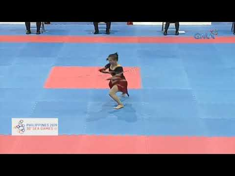 Sea Games 2019 Phl In Women S Non Traditional Open Weapon