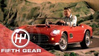 Fifth Gear Ferrari World смотреть