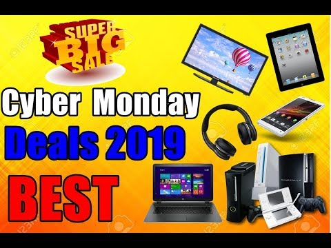 best-cyber-monday-deals-2019:-here-are-the-first-deals
