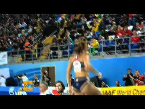 Jessica Ennis and her perfect bum tribute