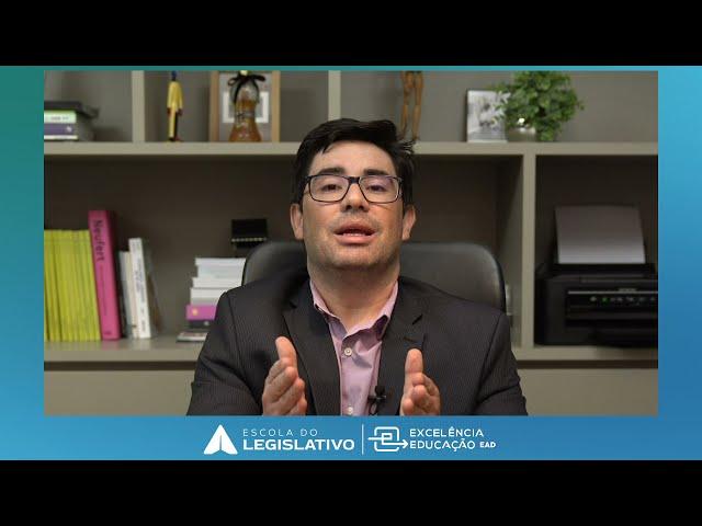 Verador, leia o Regimento Interno |  Escola do Legislativo