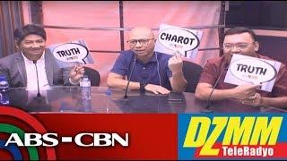 DZMM Teleradyo: Mga nais magsenador, napasabak sa 'Sen Tanong, Sen Sagot'   4 Disyembre 2018