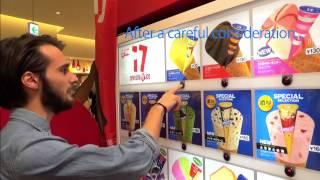 Unique Vending Machines in Tokyo