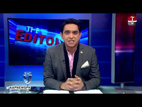 The Editorial With Jameel Farooqui - Friday 17th January 2020