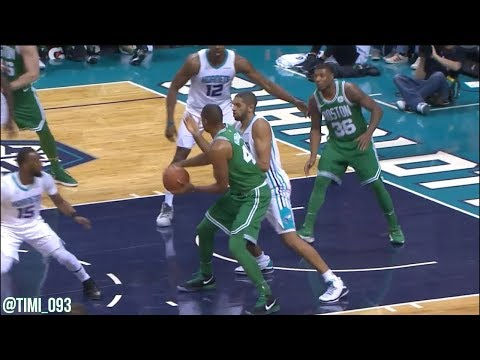 Al Horford Highlights vs Charlotte Hornets (20 pts, 11 reb)