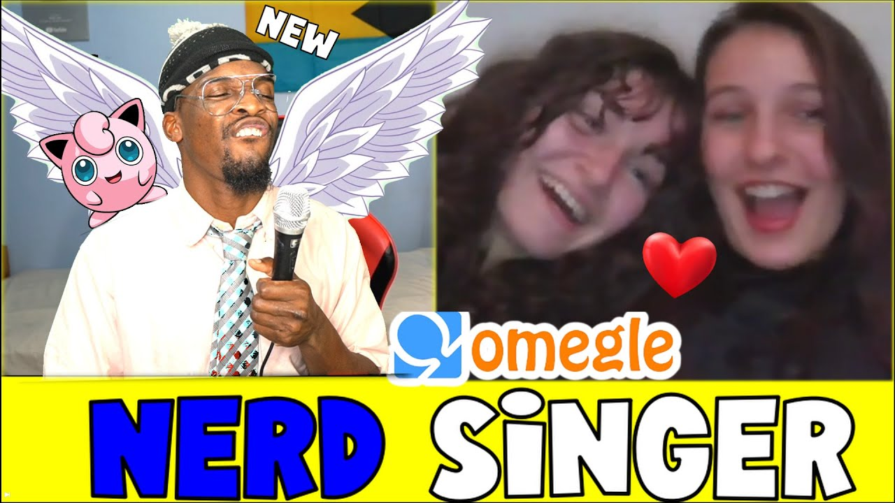 Download Nerd Gets Every Girl On Omegle/OmeTv Singing Like An Angel (Singing Reaction )  @ryanbellflows