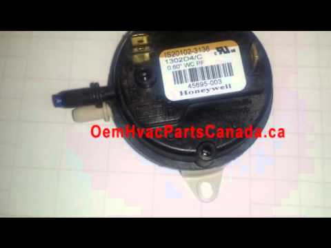 Armstrong Air R101432-13 Pressure Switch | 57W7801
