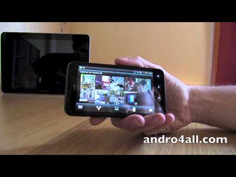 Videoreview HTC Evo 3D [HD][ESPAÑOL]