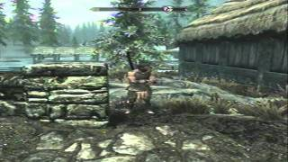 Skyrim How To: Get The Best Companion Ever! (He Can't Die)
