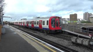 Hammersmith & City & Circle Line Observations 01 /03 /16