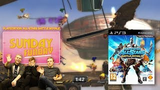 Sunday Funday! - PlayStation All-Stars Battle Royale