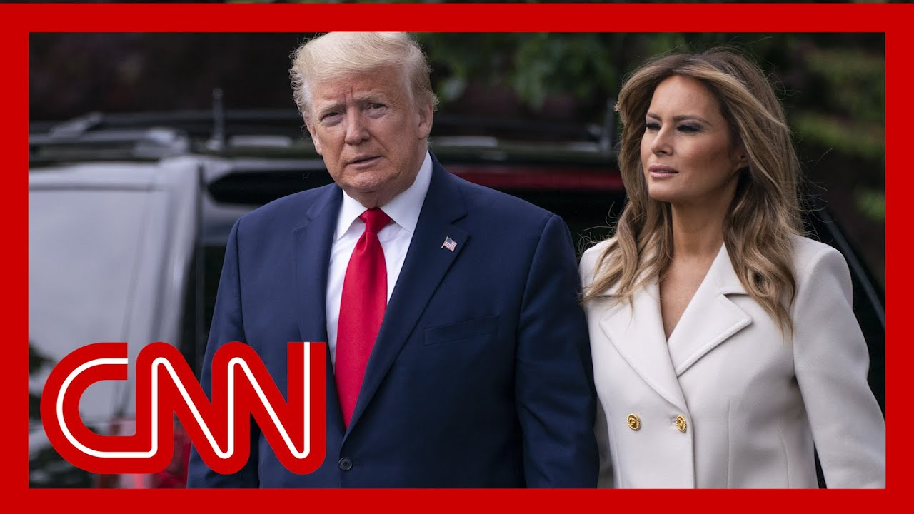 President Trump and Melania Trump test positive for Covid-19