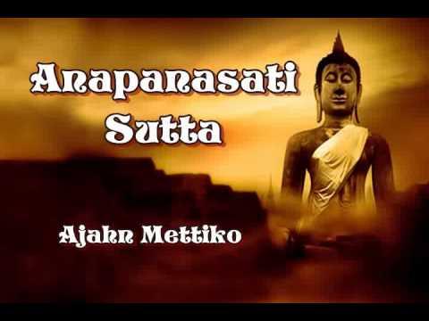 Anapanasati Sutta - Ajahn Mettiko