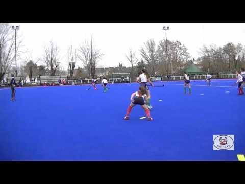 San Fernando Vs River Plate 8°A  9-7-15 Hockey sobre césped femenino