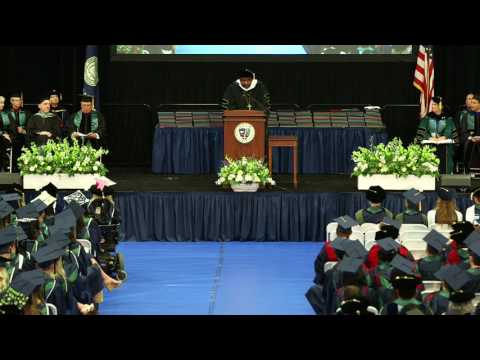 Commencement 2017: The Rev. Dr. William Barber II T