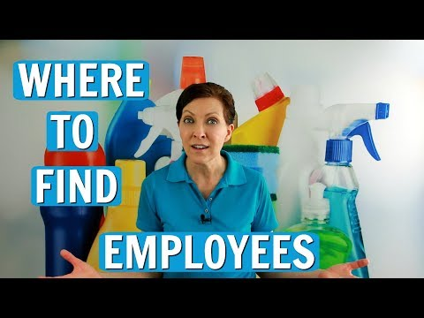 Top 3 Places for Employment Ads for House Cleaners