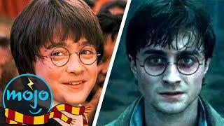 ¡Top 10 PELÍCULAS del Mundo Mágico de HARRY POTTER!