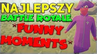 NAJLEPSZY FUNNY MOMENTS W BATTLE ROYALE! *SMIESZNE MOMENTY* :D